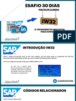 SAP - Iw32