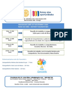 Programa Novembro 2020