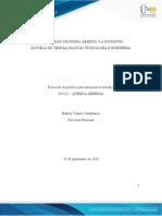 Protocolo de práctica de laboratorio de Química General.doc