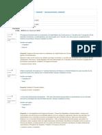 Poder Legislativo - Exercícios de Fixação - Módulo III