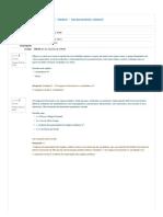Poder Legislativo - Exercícios de Fixação - Módulo IV