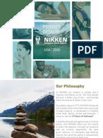 Catalog Nikken - USA 2020.pdf