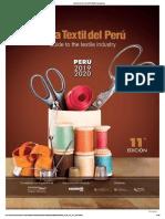 Guía Textil del Perú 2019-2020 _ Vebuka.com