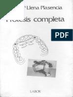 Protesis Completa, Jose Llena Placencia