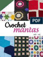 Crochet Mantas #02