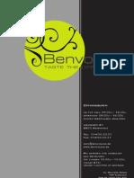 Prijslijst Benvolios III