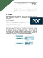 PS P 23 Programa Control de  Plagas
