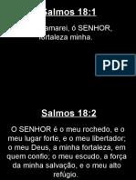 Salmos - 018