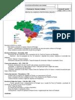 O PROCESSO DE INDEPENDÊNCIA DA AMÉRICA PORTUGUESA (BRASIL)