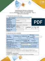 Guía de actividades y rúbrica de evaluación - Paso 4 - Aplicar una entrevista.docx