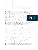 DIA DE MUERTOS en Mexico 1.docx