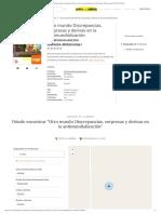 Otro Mundo Discrepancias, Sorpresas Y Derivas En La Antimundialización de Wieviorka, Michel (comp.) 978-607-16-0043-1.pdf