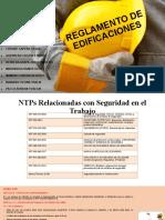 REGLAMENTO DE EDIFICACIONES DS-011-2006