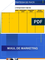 Mixul de Marketing
