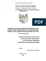 Proyecto Faja Transportadora 1 km 1000 TonxHr.docx