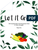 let it grow resources