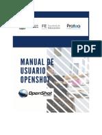 Manual de OpenSho