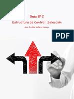 Guia # 2- Estructura de Seleccion