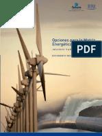 Pnorama Energia Chile