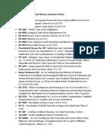 Environmental Laws, RA,PDs.docx