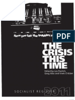 the crisis this time
