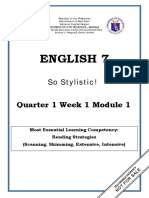 English7 q1 Mod1(With Answers)