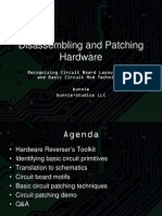 Dissassembling and Patching Hardware - (Malestrom)