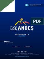 Diario Los Andes 21-09-2020