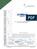 11-TMSS-04-11kV,13.8kV,33kV & 34.5kV MEDIUM VOLTAGE POWER