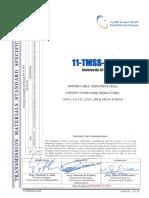11-TMSS-02-R1-POWER CABLE,XLPE INSULATED,COPPER CONDUCTOR,SINGLE CORE,110kV,115kV,132kV.pdf