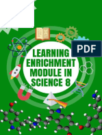 Science 8 Learning Enrichment Module (REVISED)