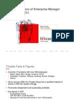 Automation of Enterprise Manager_triivadis_DOAG_EMCLI_02