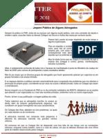 Newsletter Janeiro
