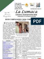 5) La Lumaca Maggio 2010