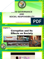 LECTURE 2 - CORRUPTION AND ITS EFFECT ON SOCIETY