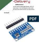 Analog - Digital converter ADS1115 (DE).pdf