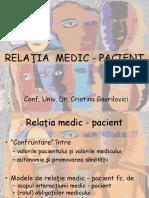 rel. medic pac_modele