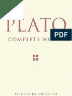 Plato Complete Works