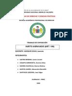 HURTO AGRAVADO (EXPO)