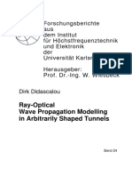 Propagation Model in Tunnels