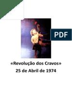 Revolução dos Cravos (25 de Abril de 1974)