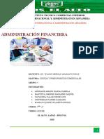 Grupo5 Administracion Financiera