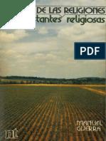 Manuel Guerra Gomez. HISTORIA de Las RELIGIONES Tomo I - Constantes Religiosas. EUNSA, 1980