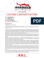 Bando Casanova Operapop