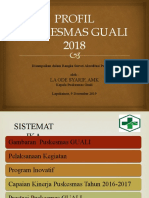 PROFIL PUSKESMAS GUALI - FIX