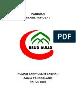 MPO 7 Panduan Stabilitas Obat AULIA