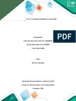 Tarea 3 – Los enfoques disciplinares en psicología_Grupal