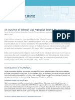 An Analysis of Biden's Tax Proposals