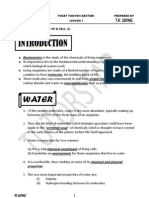 BIOLOGY STPM LOWER 6 CHAPTER 1