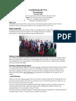 november web letter